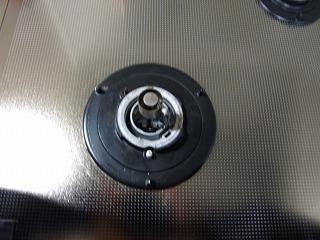 ガスコンロ掃除1−2