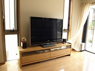TVボード 7