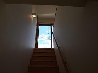 リビング階段2