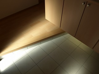 玄関内照明1