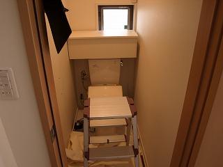 トイレ補修1−2